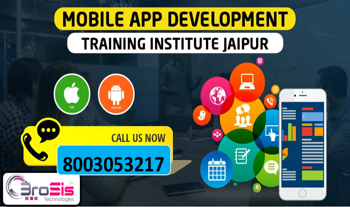 Industrial Training in Mobile Application in Jaipur