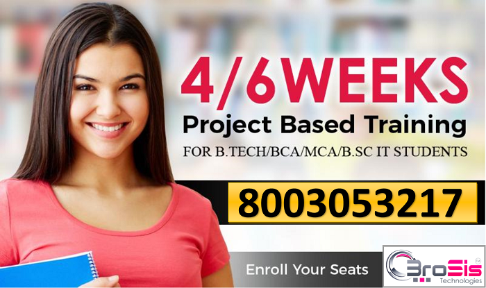 Industrial Training for CS&E Students in Jaipur